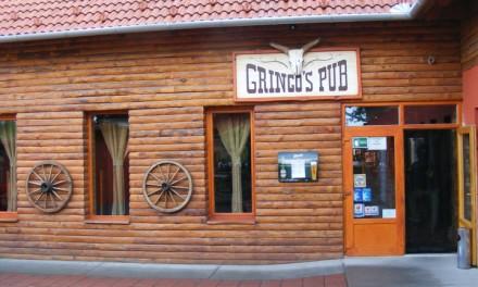 Gringo's Pub Pizzéria és Étterem