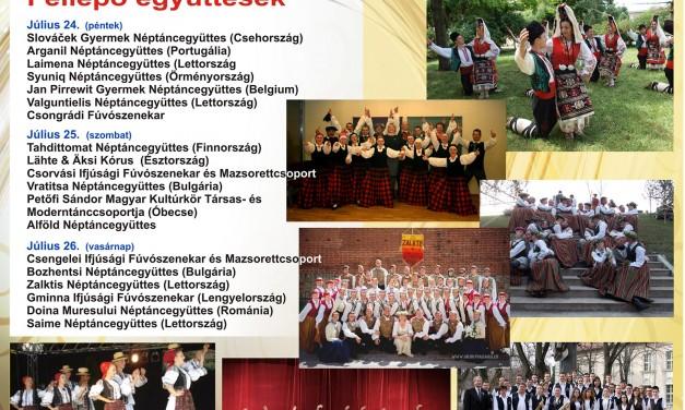 VIII. Tánc és Zene Nemzetközi Fesztivál