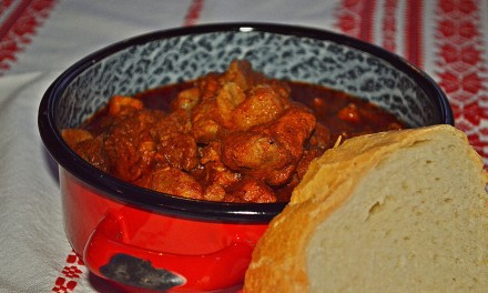 Paprikás hús Csongrádról