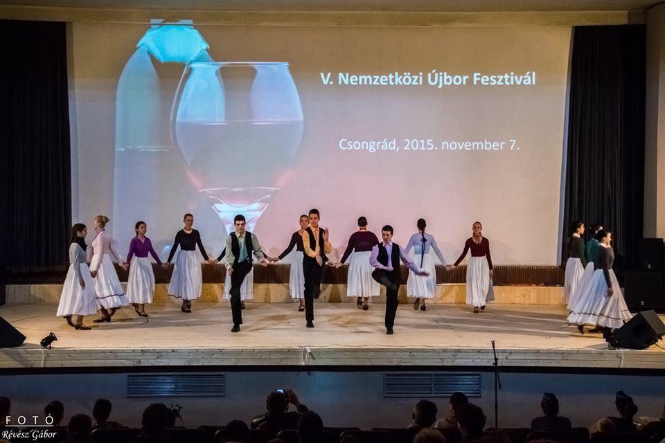 V. Nemzetközi Újbor Fesztivál