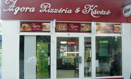 Agora Pizzéria és Kávézó