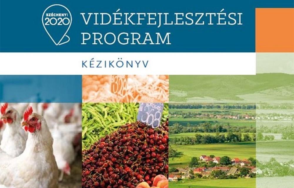 Elkészült a Nemzeti Agrárgazdasági Kamara (NAK) új kézikönyve