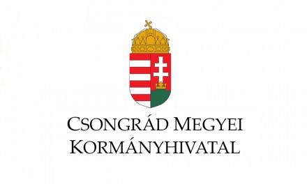 GS-PIPE Kft. Csongrád, DN100, PN63 leágazó vezeték kiváltással kapcsolatos előzetes vizsgálati eljárás kezdeményezése