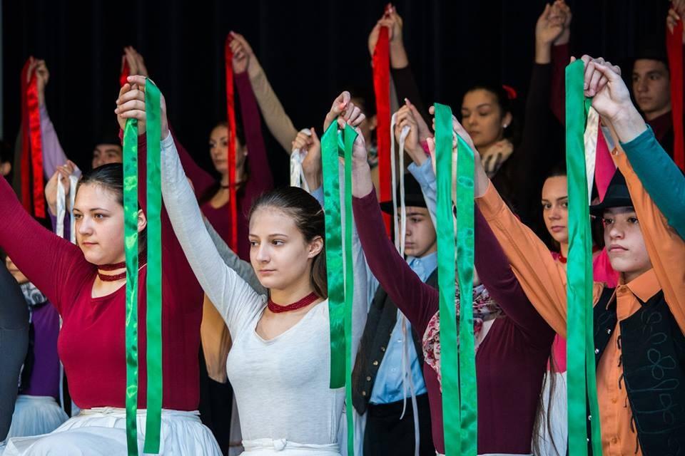 Március 15-ei ünnepség Csongrádon