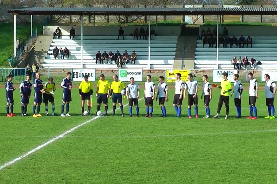 Csongrád – Sándorfalva labdarúgó mérkőzés