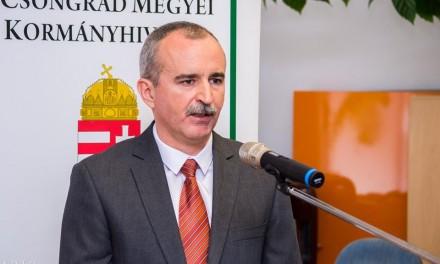 Dr. Szubally Brúnó az új járási hivatalvezető