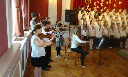 II. ARANYHÚR megyei hegedűverseny