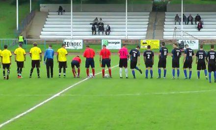 Csongrád – Mindszent labdarúgó mérkőzés