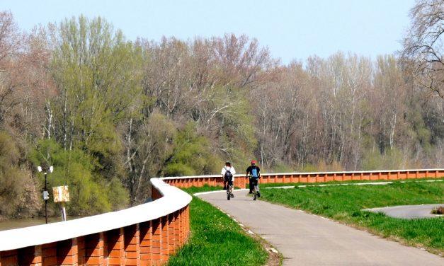 Tiszazugi árvízvédelmi kerékpár-emléktúra