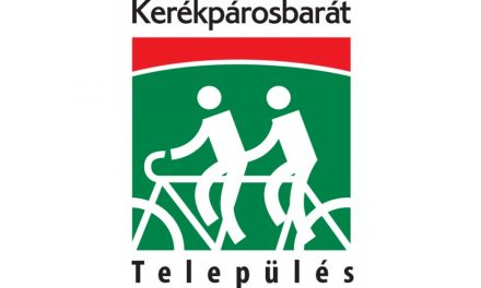 Kerékpárosbarát település Csongrád