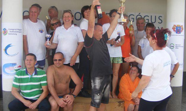 XVI. Országos Pedagógus Úszóverseny