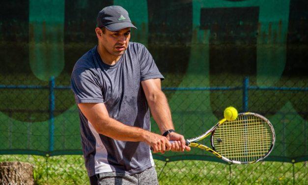 Teniszverseny