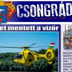 Letölthető a Csongrádi Hírek legújabb (132.) száma