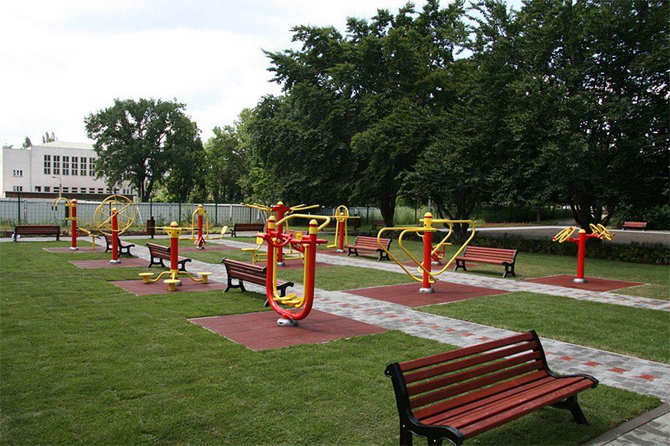Beadásra került a sportpark pályázat