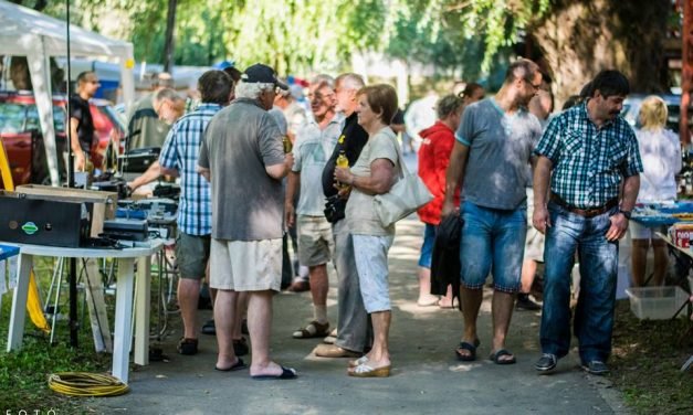 I. Csongrádi Rádiós találkozó a Körös-torokban