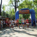 I. Szőlő-Dűlő Futóverseny – Eredménylista