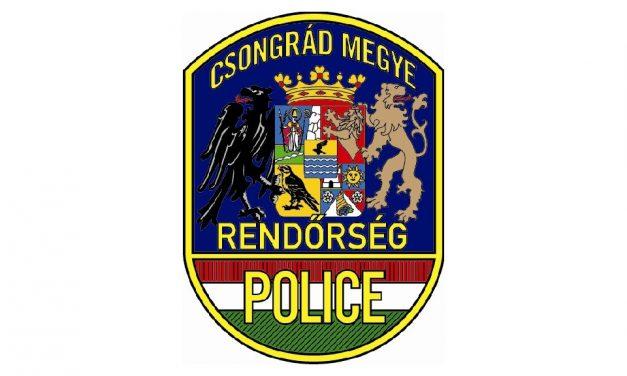 Csongrád Megyei Rendőr-főkapitányság pályázati felhívásai tanulóknak