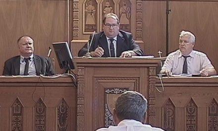 Önkormányzati testületi ülés Csongrádon 2016.08.25.