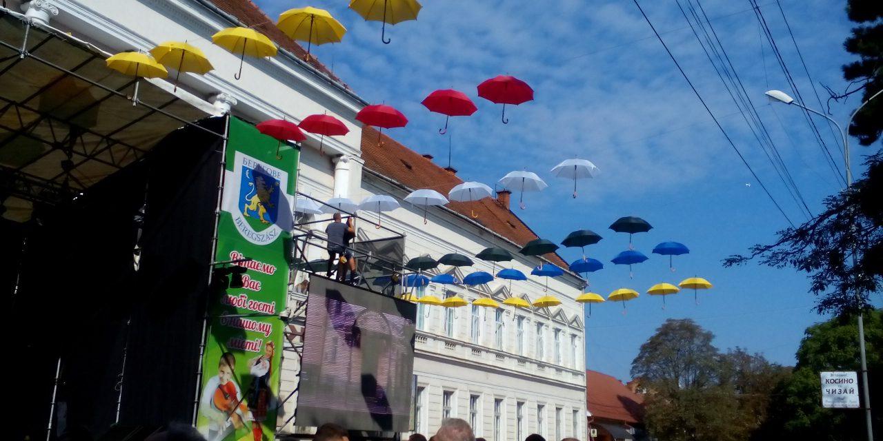 Beregszászban járt Csongrád Városi Önkormányzat delegációja