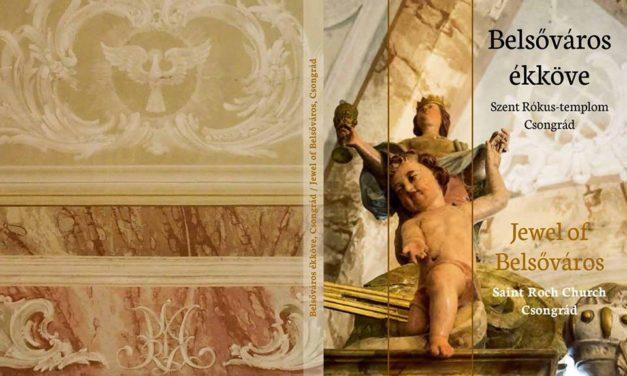 2016. december 14-től megvásárolható a Belsőváros ékköve c. könyv
