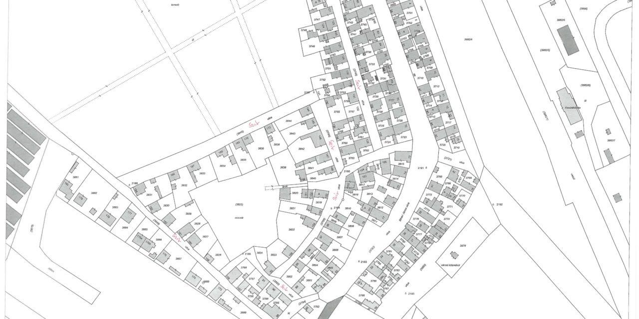 Alsóváros utcaneveinek és házszámozásának felülvizsgálata