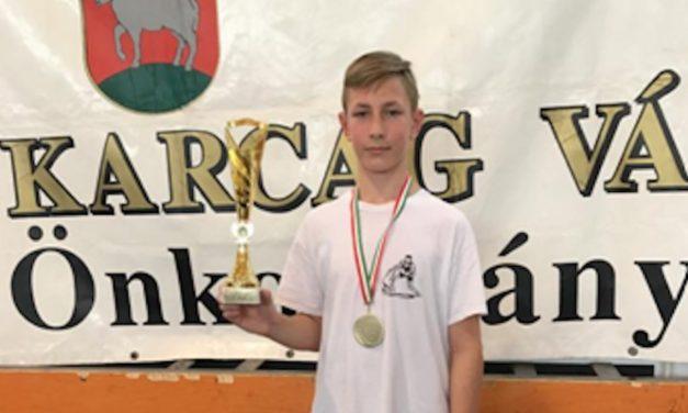 Diákolimpiai Bajnok Cseh Balázs