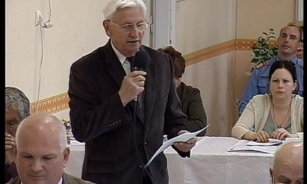 Önkormányzati testületi ülés Csongrád-Bokroson 2017.03.30.