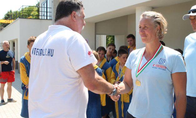 Szép évet zárt a Csongrád Városi Vízilabda Sport Egyesület