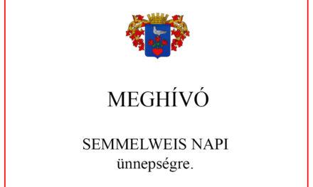 Semmelweis Napi Ünnepség