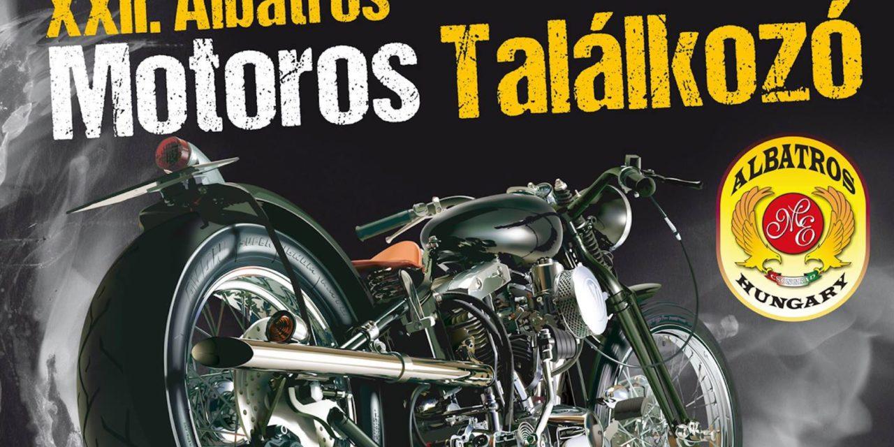 XXII. Albatros Motoros Találkozó