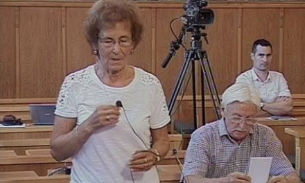 Önkormányzati testületi ülés Csongrádon 2017.08.24.
