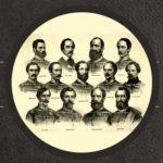 Megemlékezés és gyertyagyújtás az Aradi Vértanúk mártírhalálának 168. évfordulójának tiszteletére
