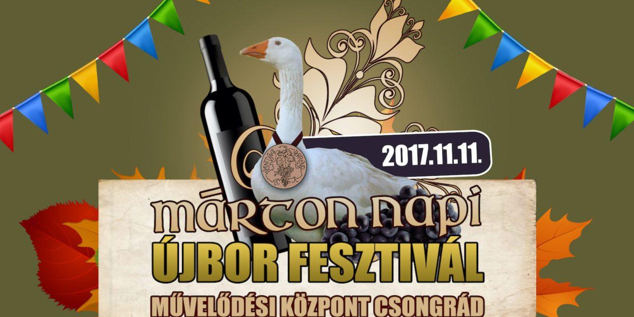 Márton Napi Újbor Fesztivál