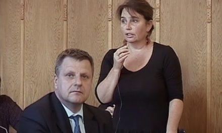Önkormányzati testületi ülés Csongrádon 2017. 10. 26.