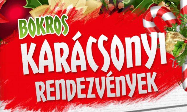 Bokros – Karácsonyi rendezvények