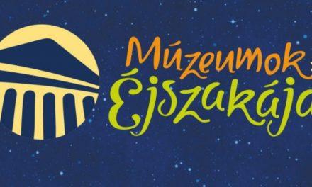Múzeumok Éjszakája