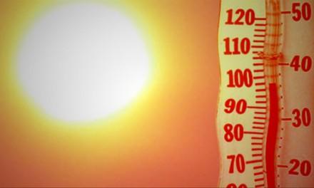 Hőségriasztás