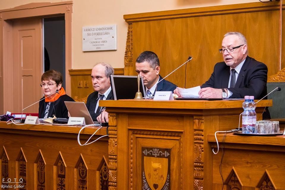 Csongrádon ülésezett a megyei közgyűlés
