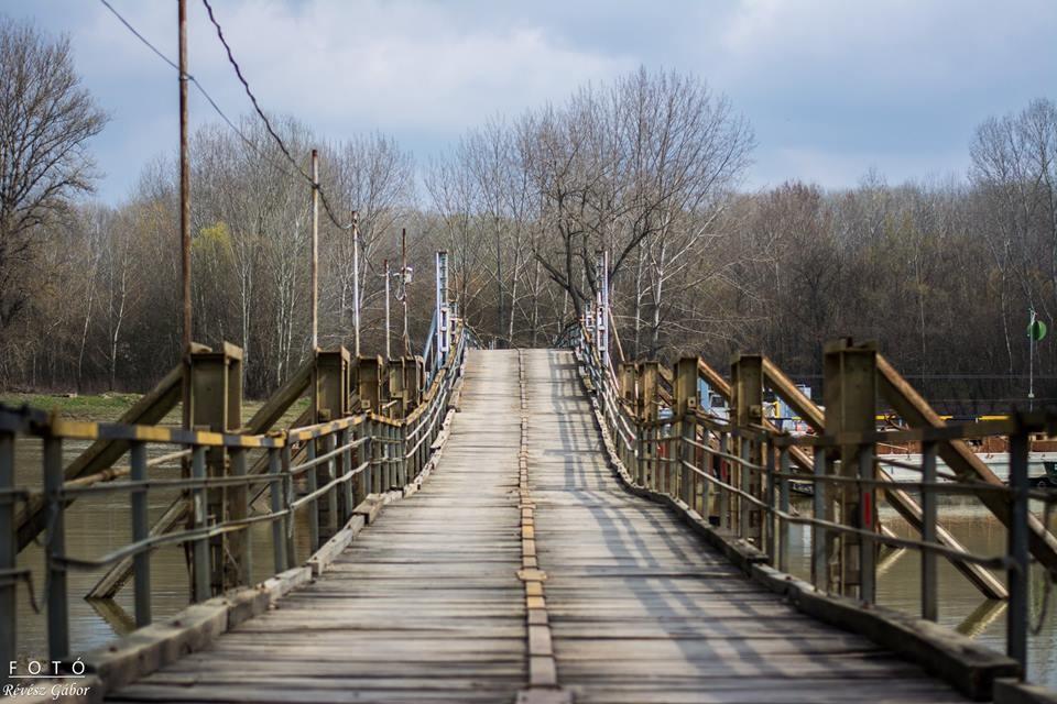 2019 évi hídrakás, híd karbantartás