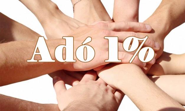 Civil szervezetek 1%