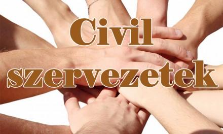 Pályázat civil szervezetek részére