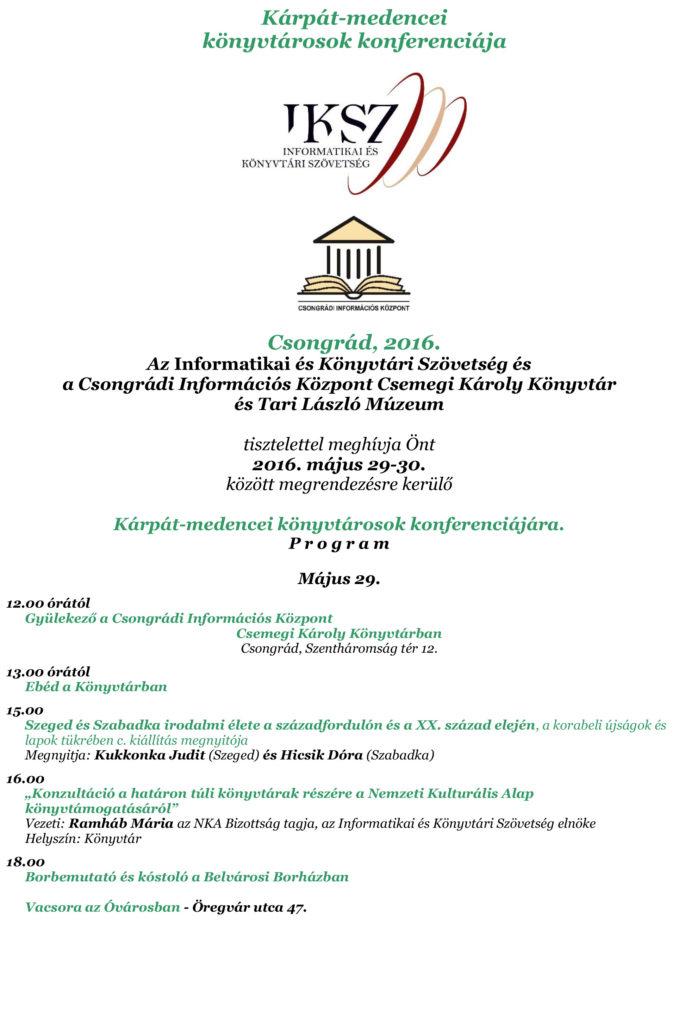 konferencia 2016 program-1