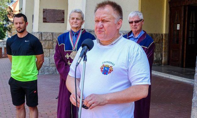Nemzeti Bor Maraton Csongrád