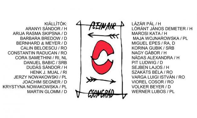 Plein Air-Csongrád Szegeden
