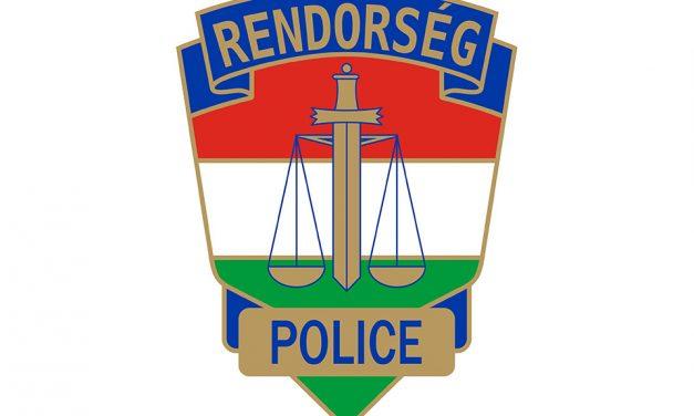 Rendőrségi hírlevél