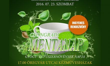 Csongrádi Mentanap