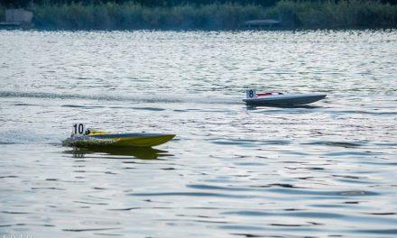 Nemzetközi sebességi hajómodell verseny