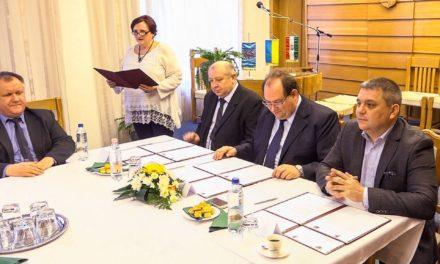 Kárpátaljai küldöttség érkezett Csongrádra