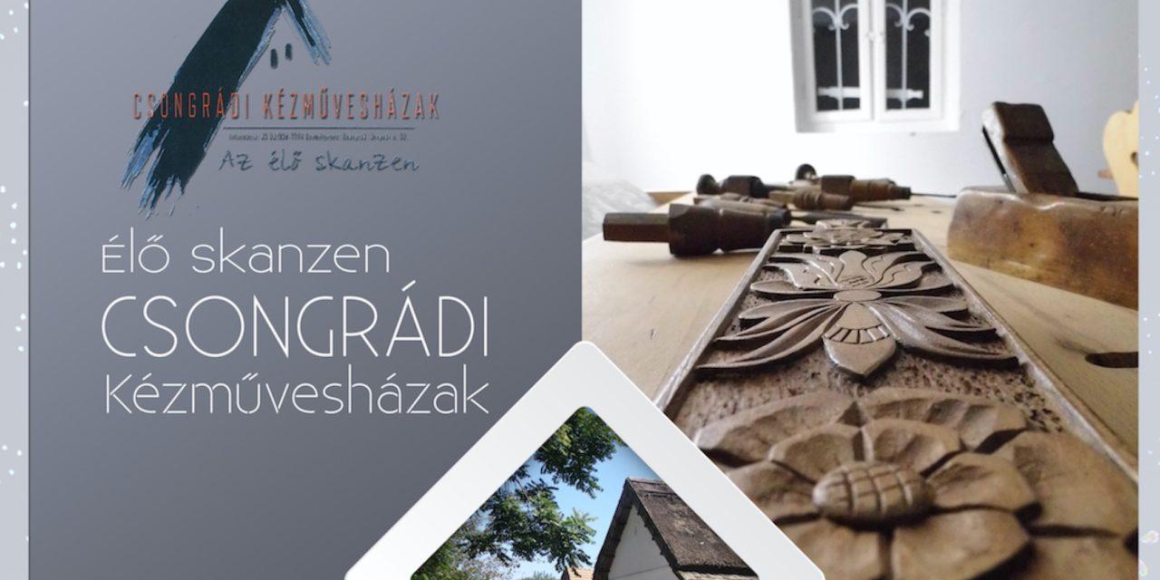 Csongrádi Kézművesházak – Az élő skanzen