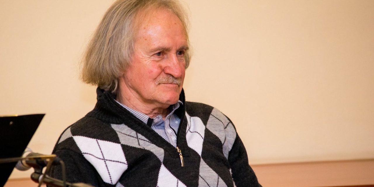 Dani Imre nívódíjas költő verseskötetének bemutatója